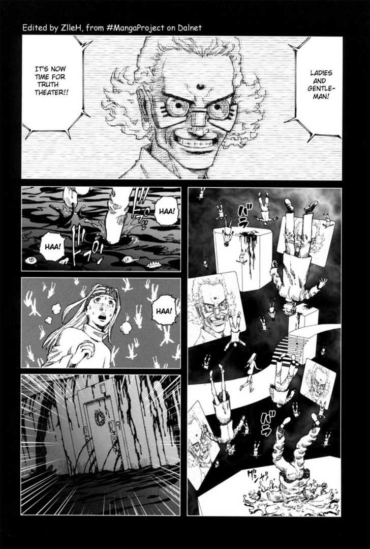 Battle Angel Alita: Last Order 4 Page 2