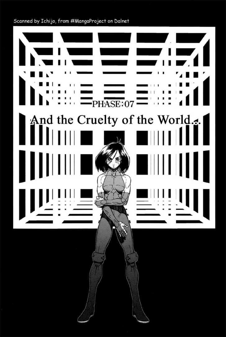 Battle Angel Alita: Last Order 7 Page 4