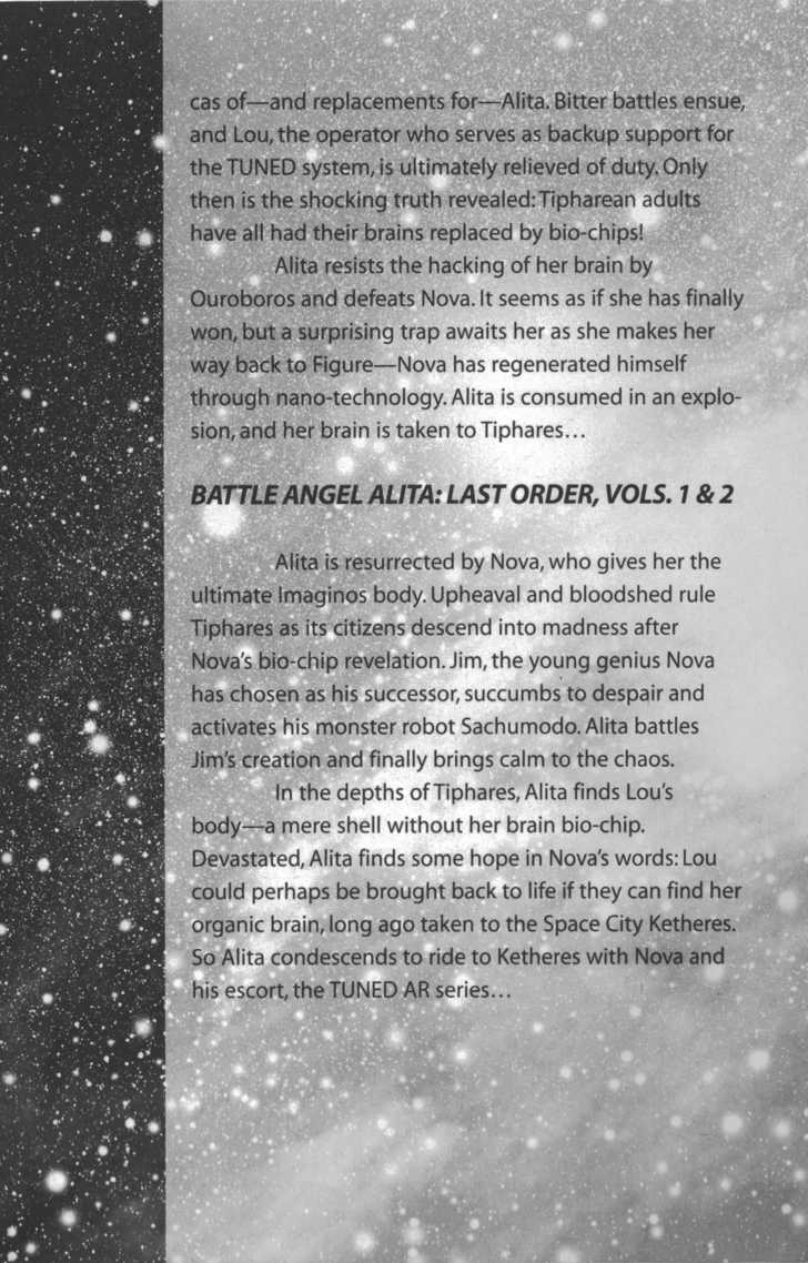 Battle Angel Alita: Last Order 13 Page 2