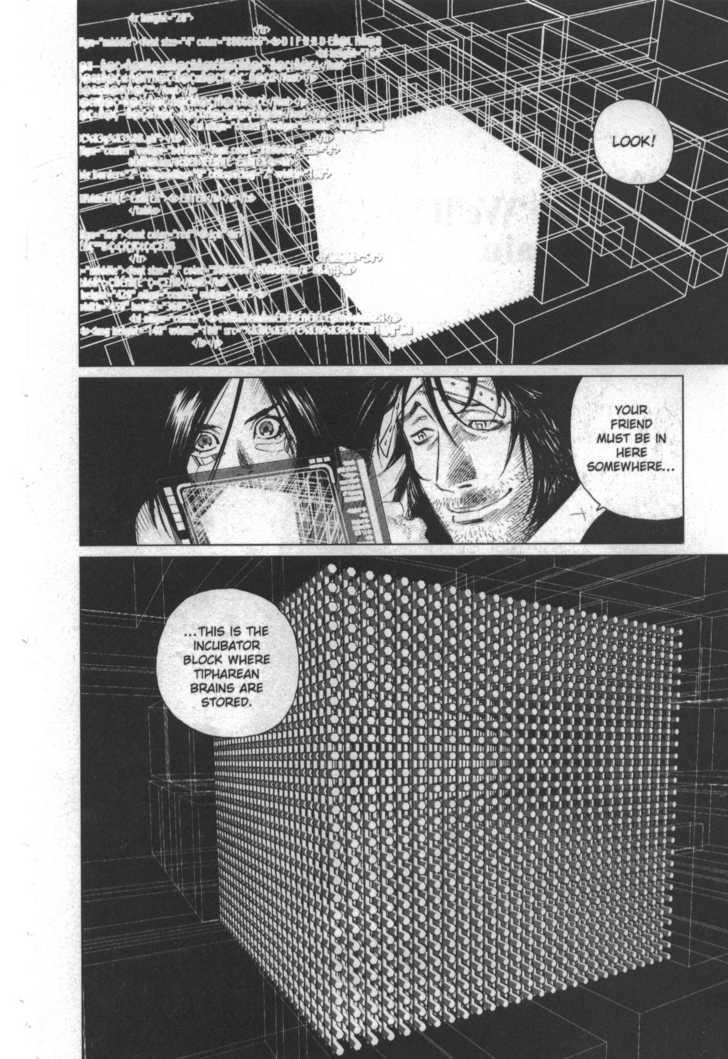 Battle Angel Alita: Last Order 15 Page 2