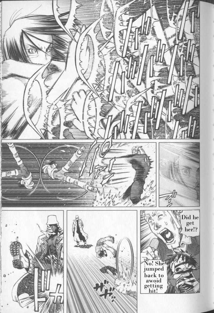 Battle Angel Alita: Last Order 22 Page 3