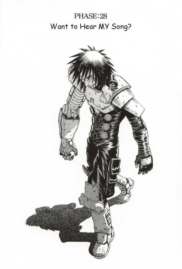Battle Angel Alita: Last Order 28 Page 1