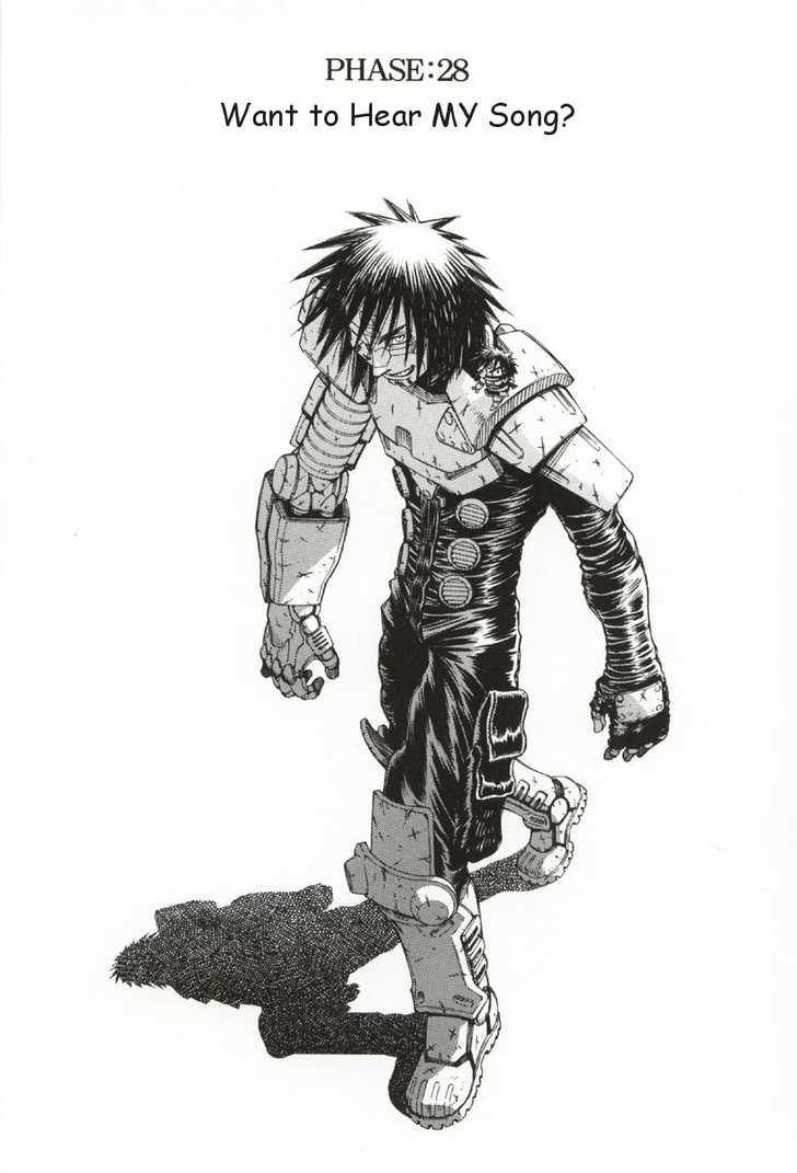 Battle Angel Alita: Last Order 28 Page 1