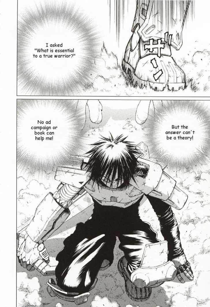 Battle Angel Alita: Last Order 28 Page 2