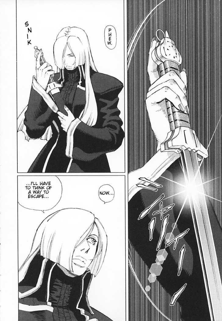 Battle Angel Alita: Last Order 34 Page 3