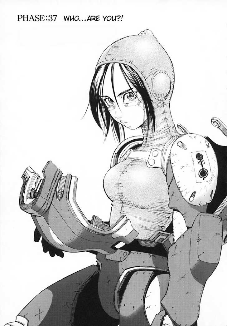 Battle Angel Alita: Last Order 37 Page 1