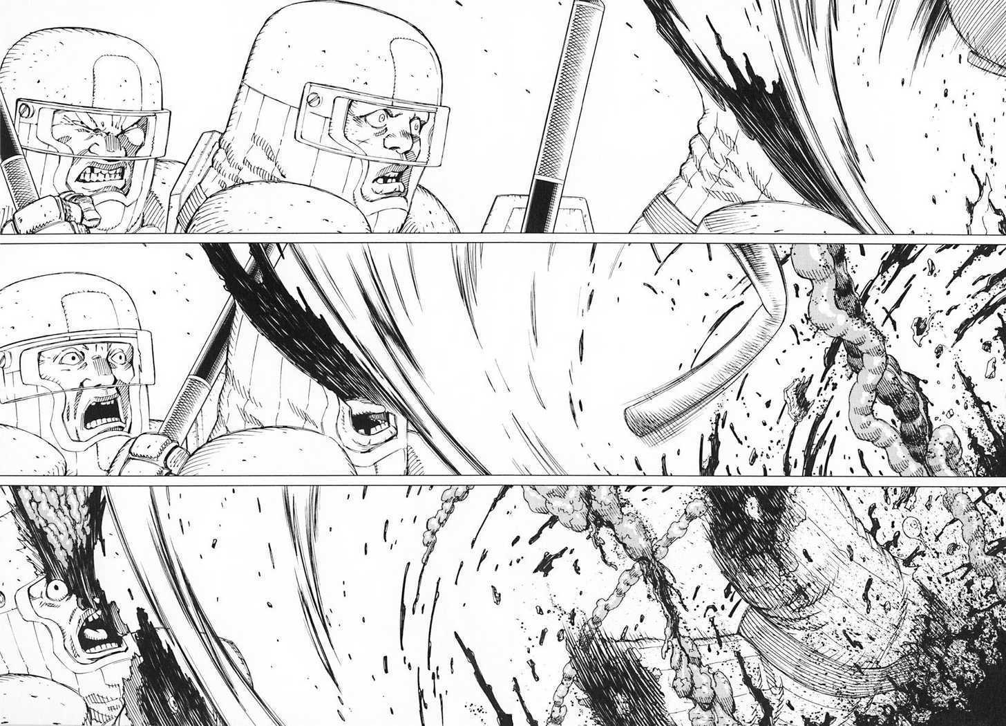 Battle Angel Alita: Last Order 37 Page 2