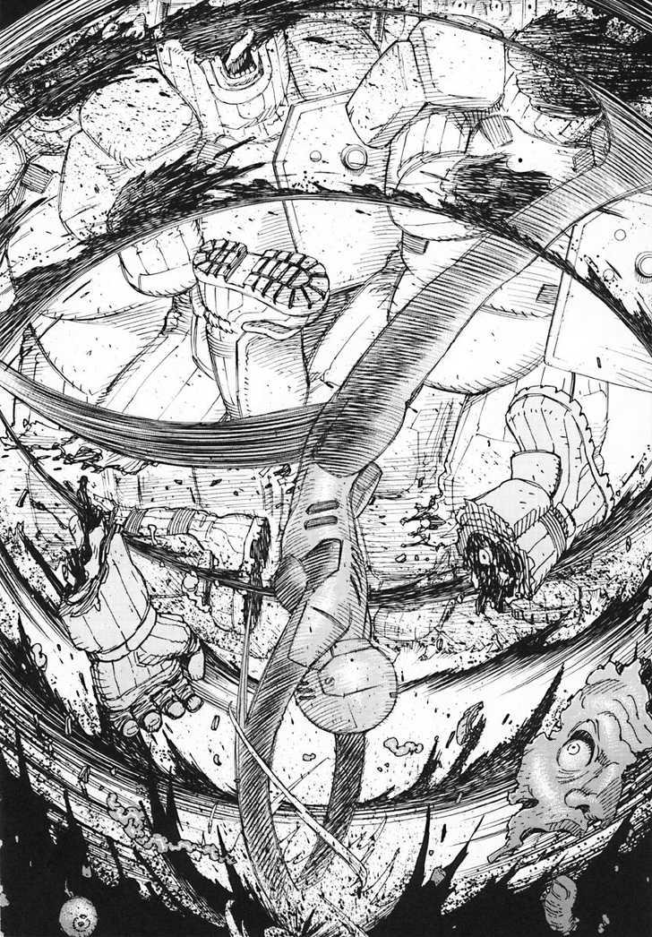 Battle Angel Alita: Last Order 37 Page 3