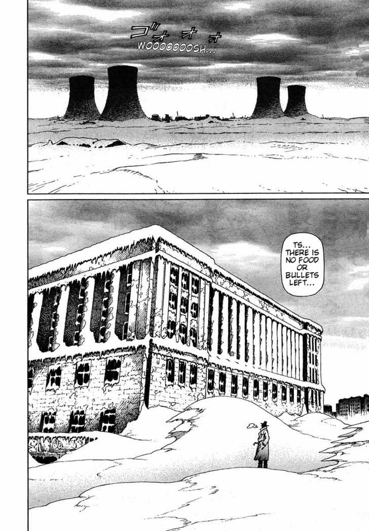 Battle Angel Alita: Last Order 46 Page 2