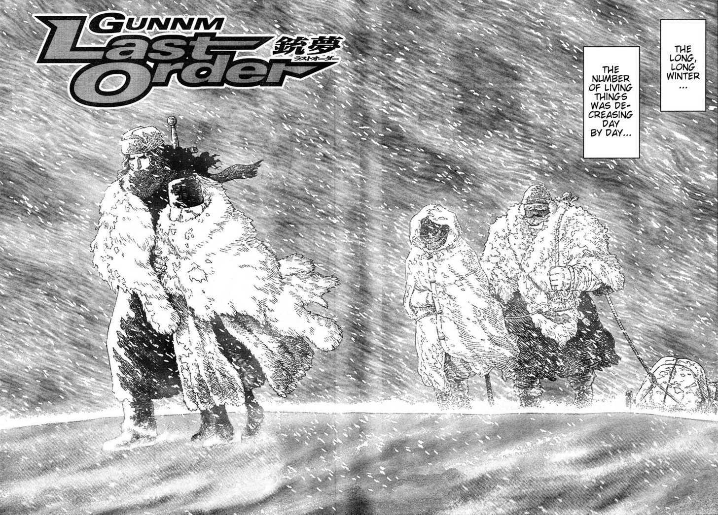 Battle Angel Alita: Last Order 48 Page 2