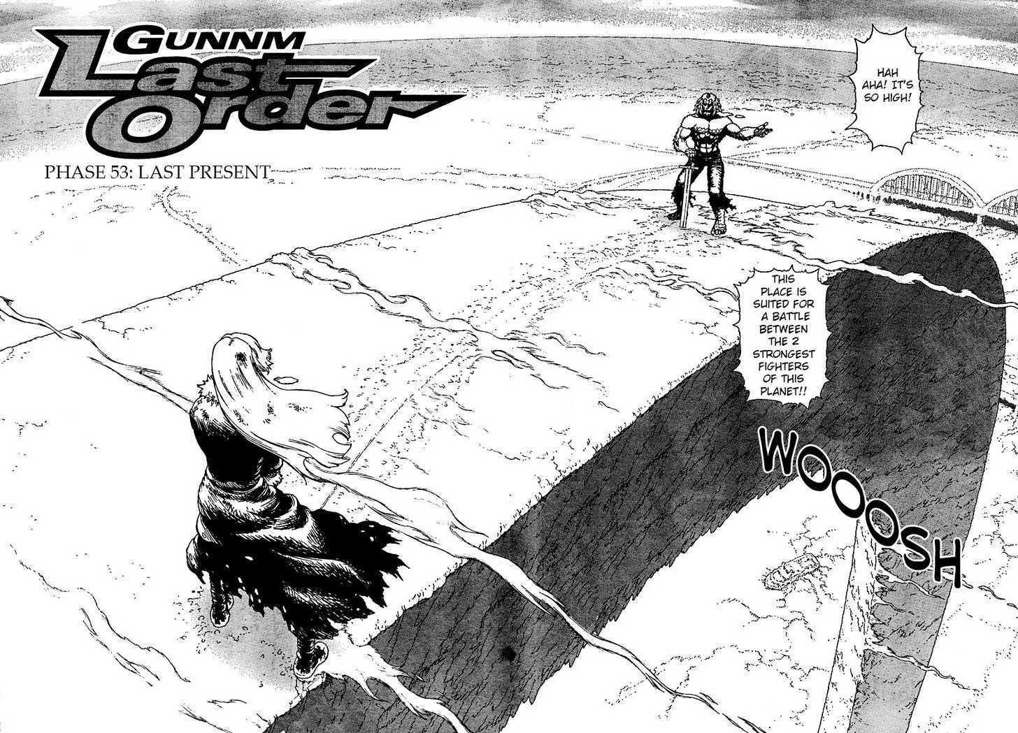Battle Angel Alita: Last Order 53 Page 2