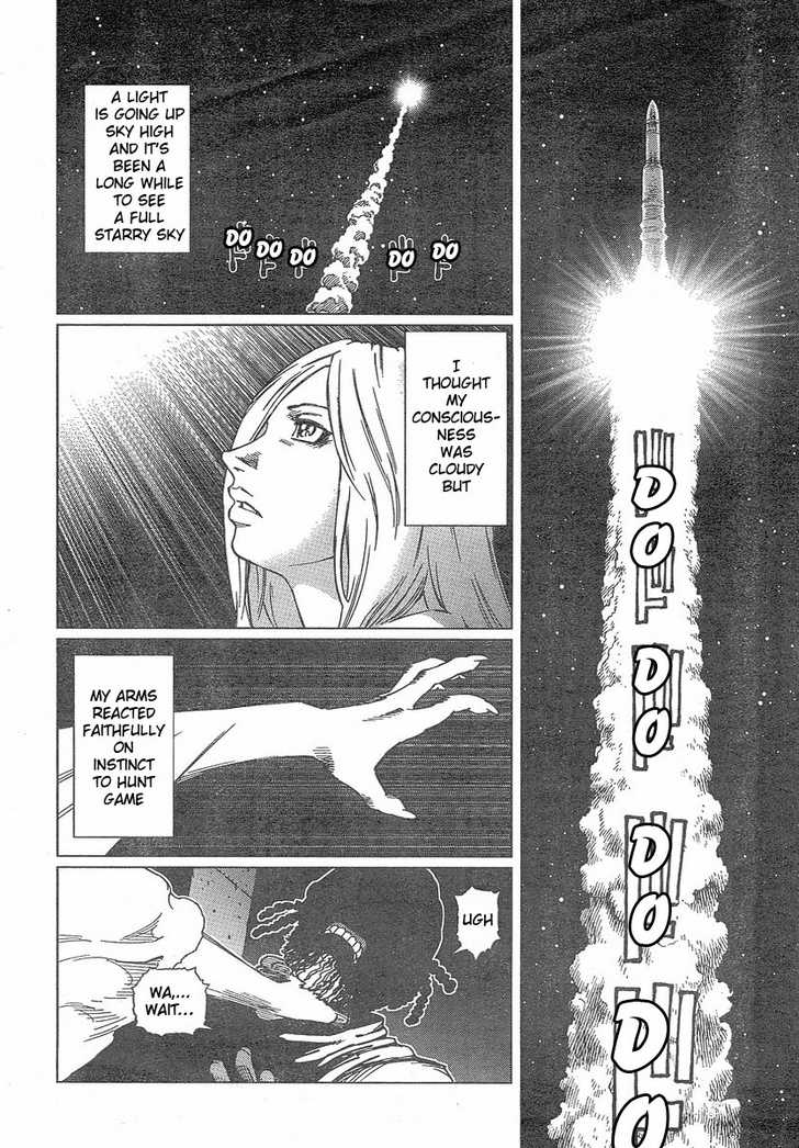 Battle Angel Alita: Last Order 55 Page 2