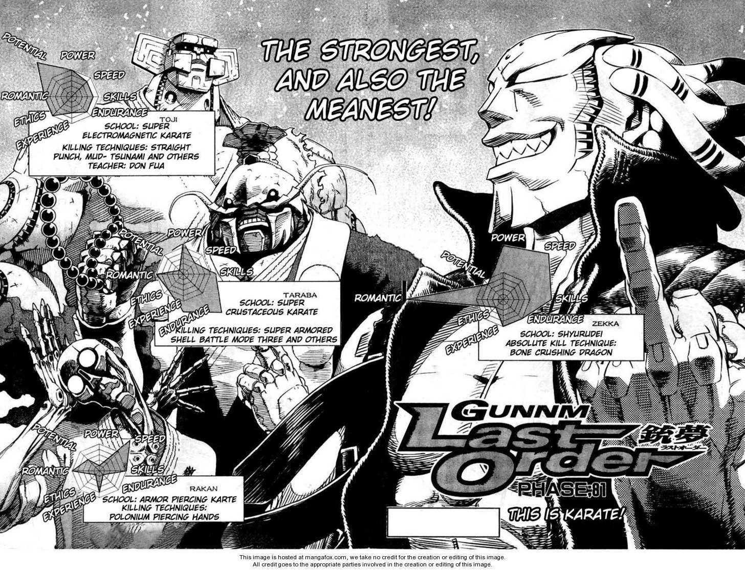 Battle Angel Alita: Last Order 81 Page 3
