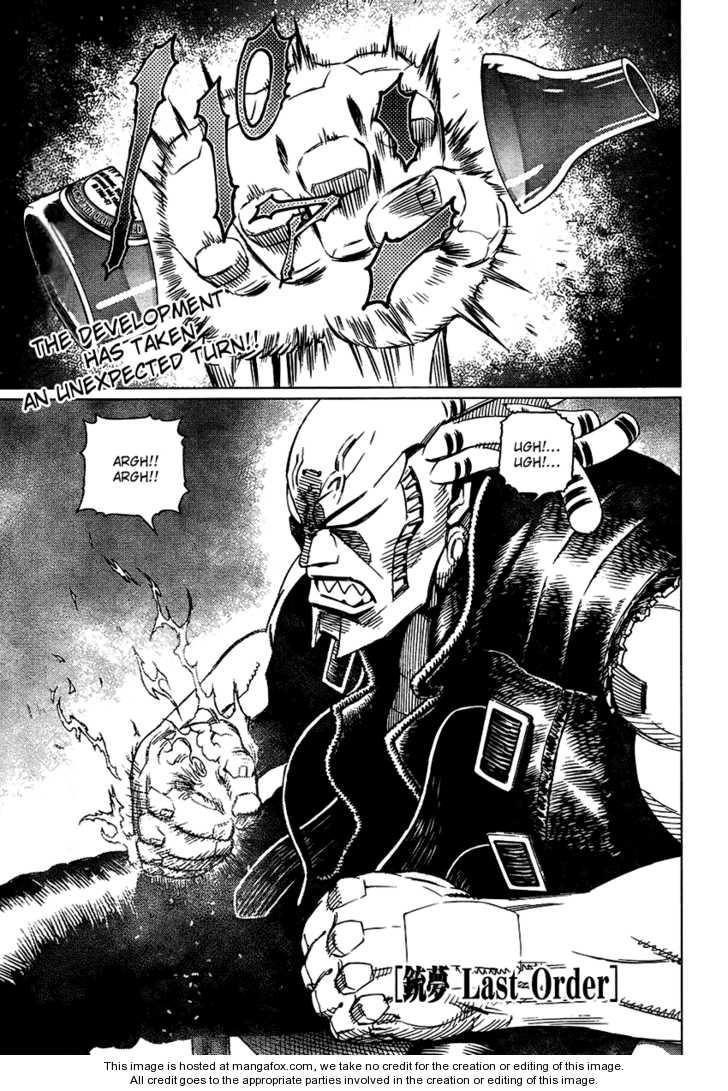 Battle Angel Alita: Last Order 82 Page 2