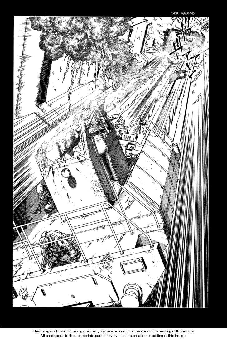 Battle Angel Alita: Last Order 88 Page 4