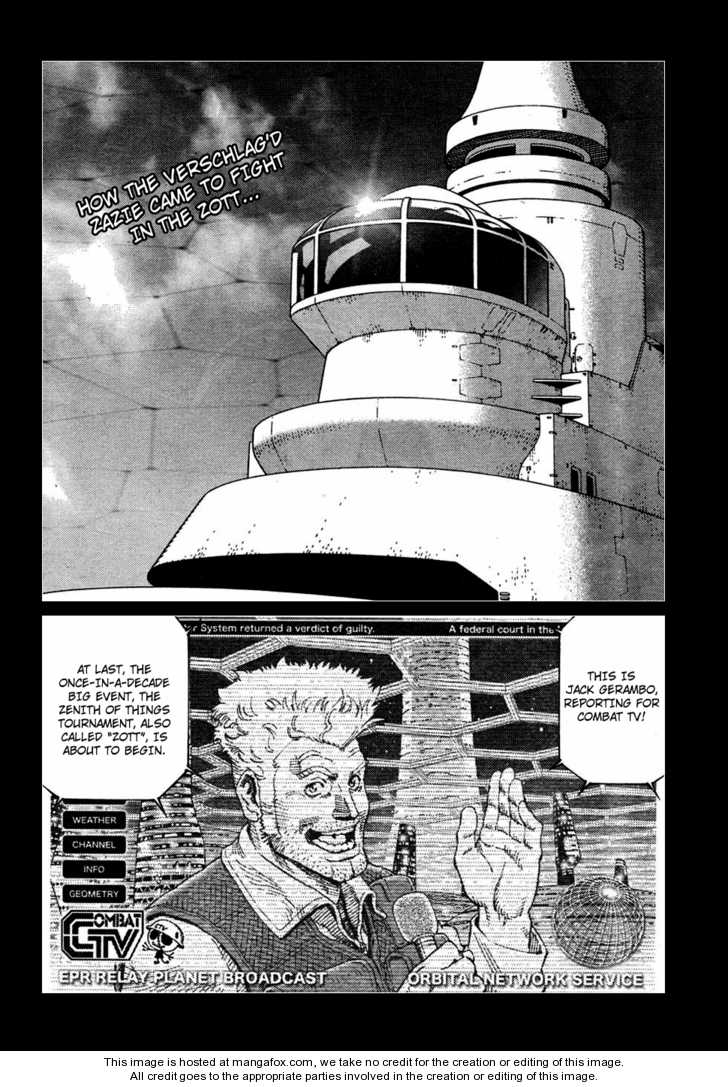 Battle Angel Alita: Last Order 90 Page 2