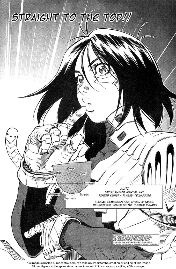 Battle Angel Alita: Last Order 93 Page 2