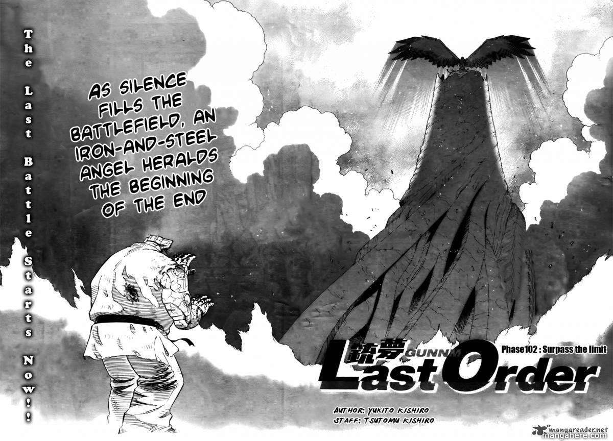 Battle Angel Alita: Last Order 102 Page 2
