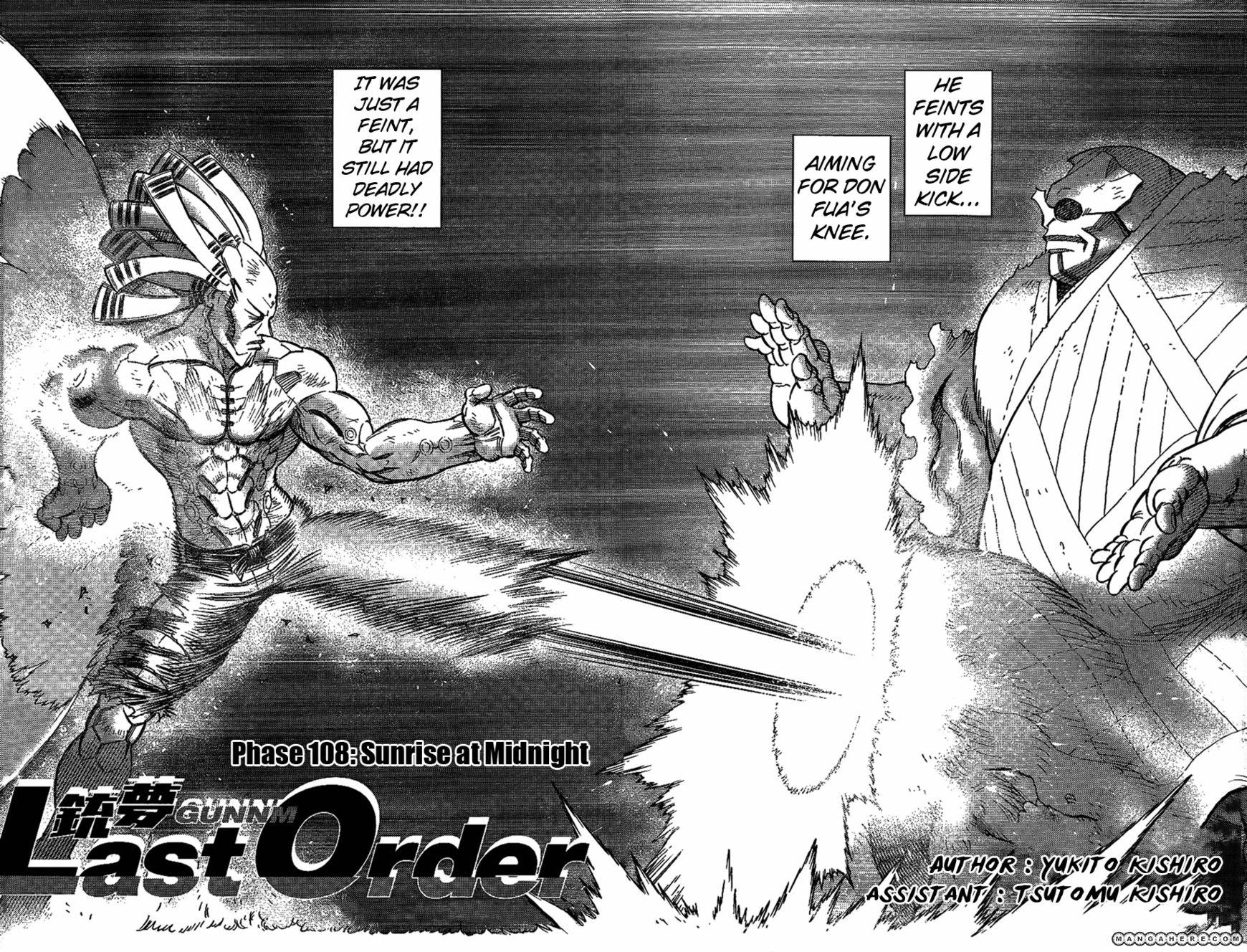 Battle Angel Alita: Last Order 108 Page 2