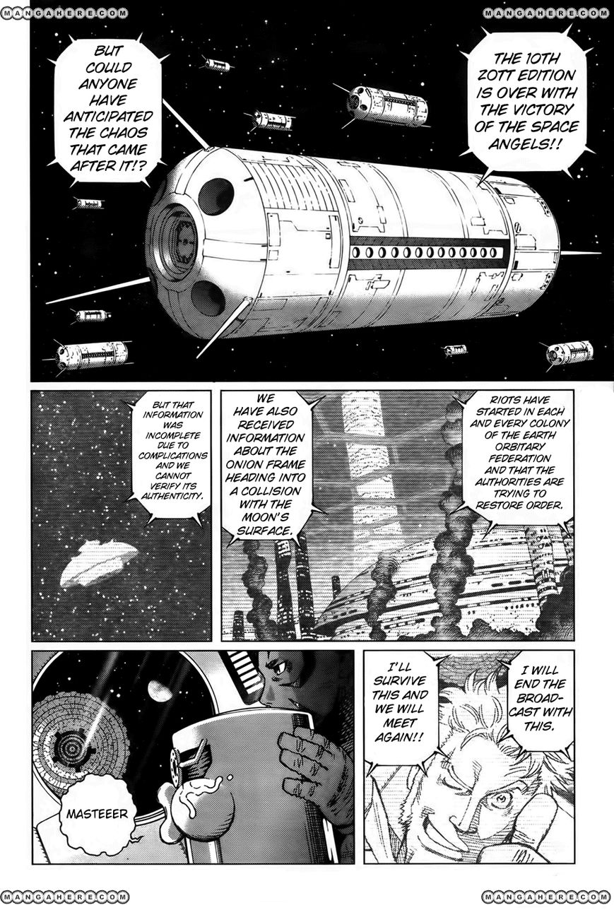 Battle Angel Alita: Last Order 111 Page 2