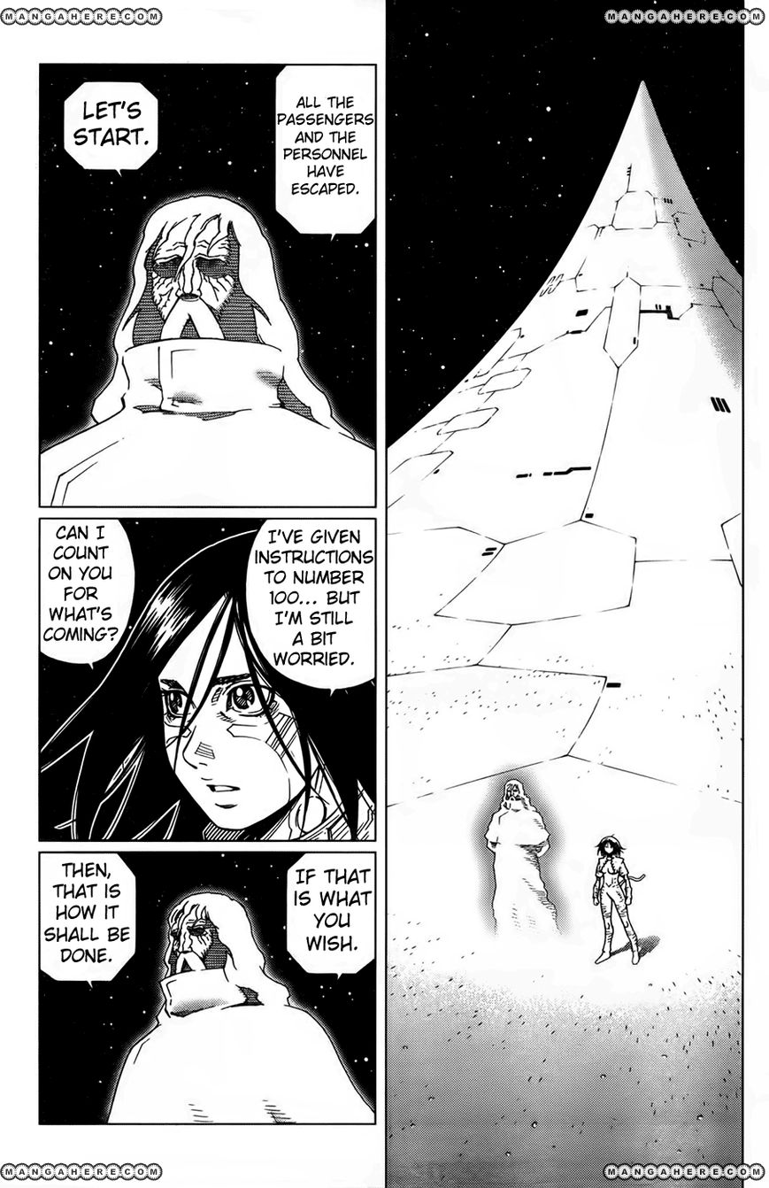 Battle Angel Alita: Last Order 111 Page 3