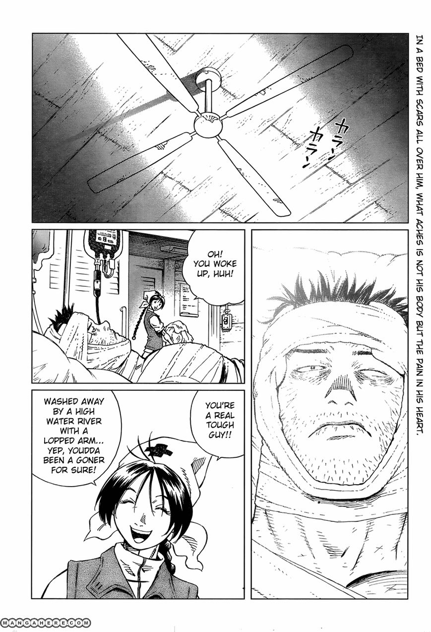 Battle Angel Alita: Last Order 114 Page 2