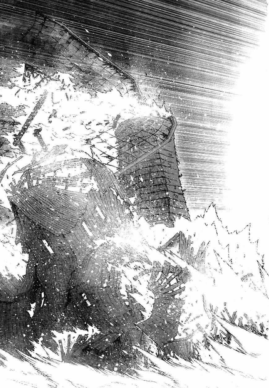 Battle Angel Alita: Last Order 121 Page 3