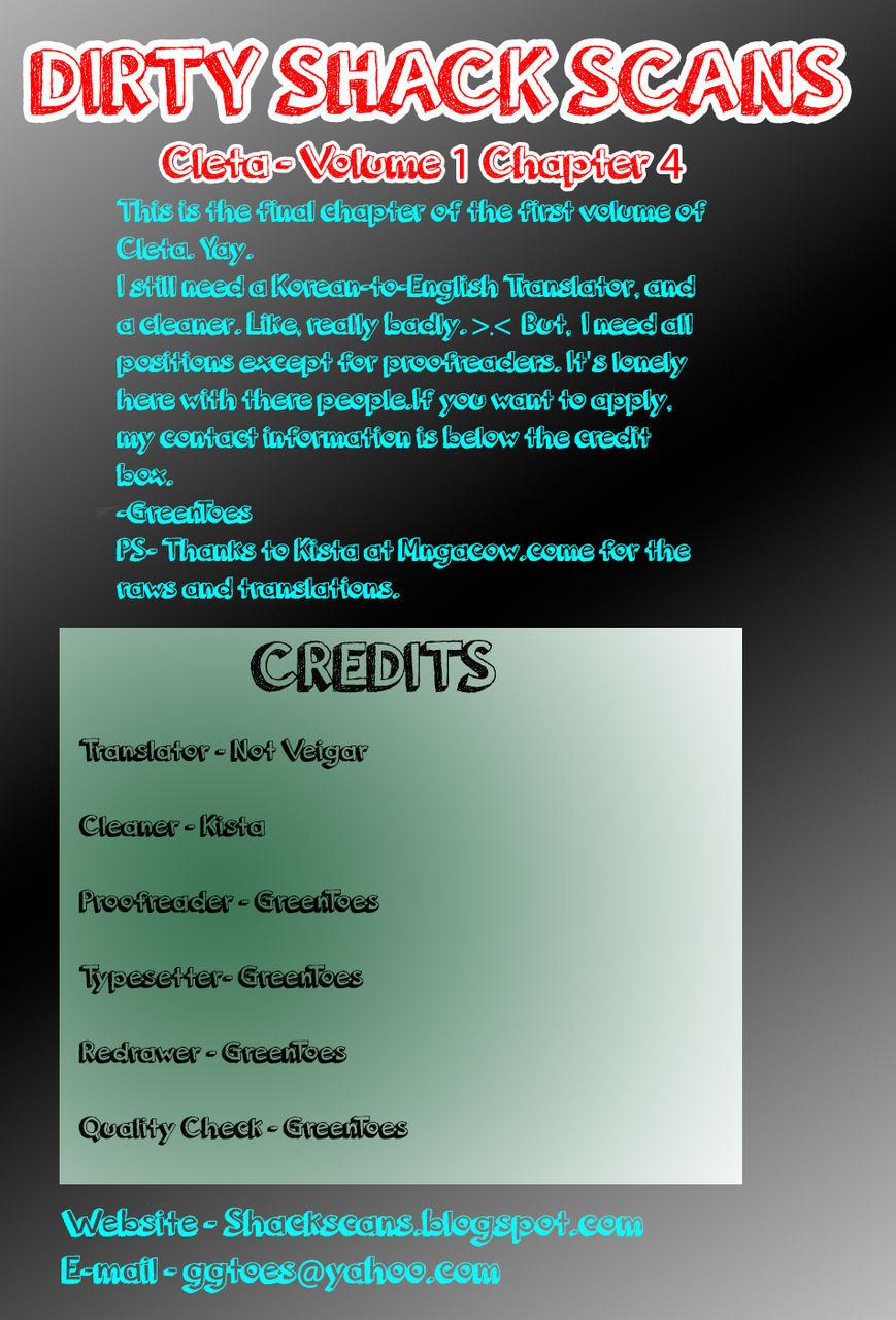 Cleta 4 Page 1