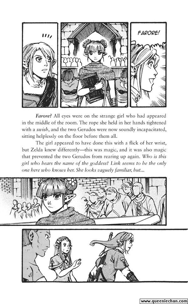 The Legend of Zelda: The Edge and The Light Manga 5.3 Page 2