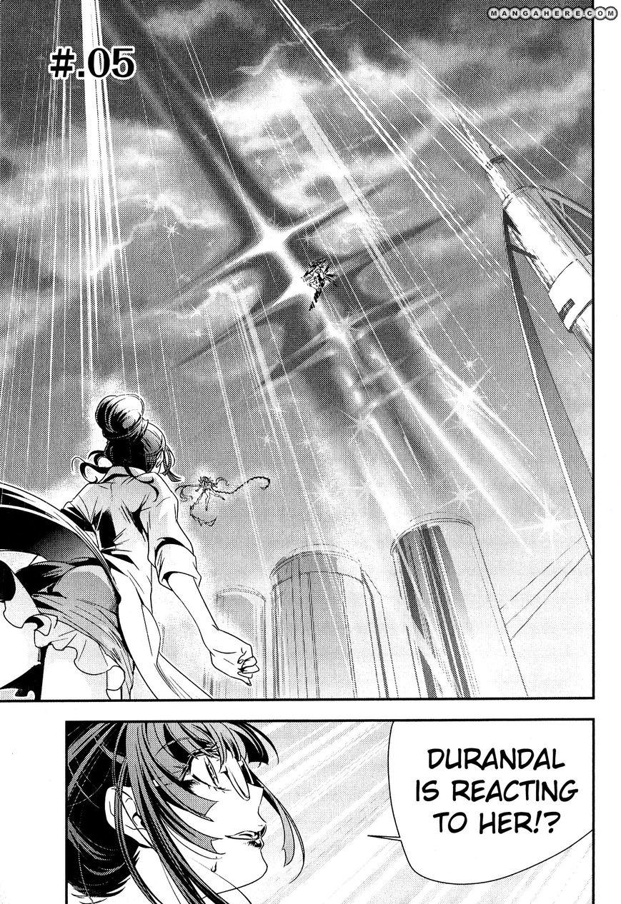 Senki Zesshou Symphogear 5 Page 1