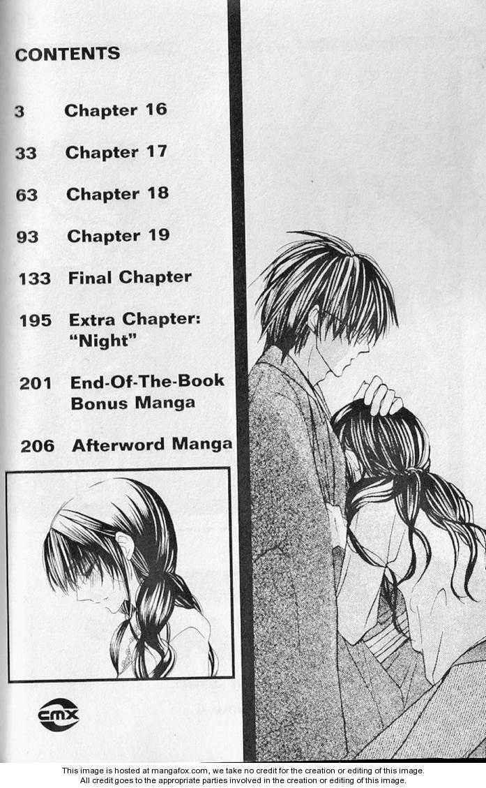 Hana no Namae 16 Page 3