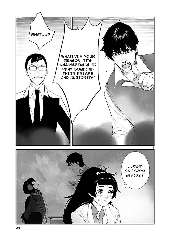 Steins;Gate - Heiji Kyokusen no Epigraph 4 Page 3