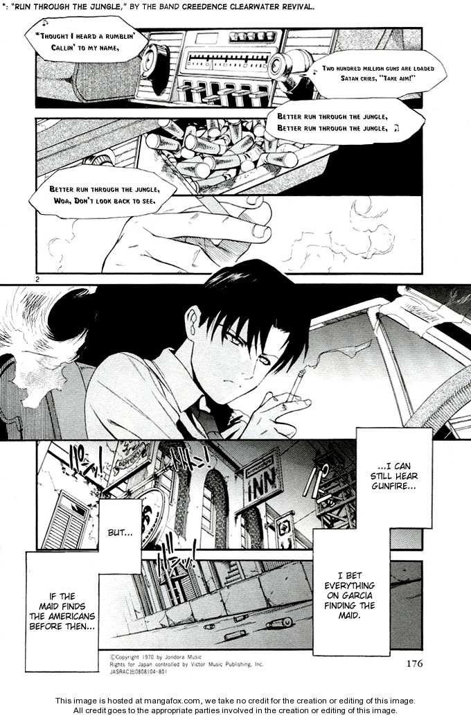 Black Lagoon 64 Page 2