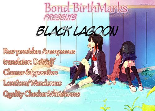 Black Lagoon 82 Page 1
