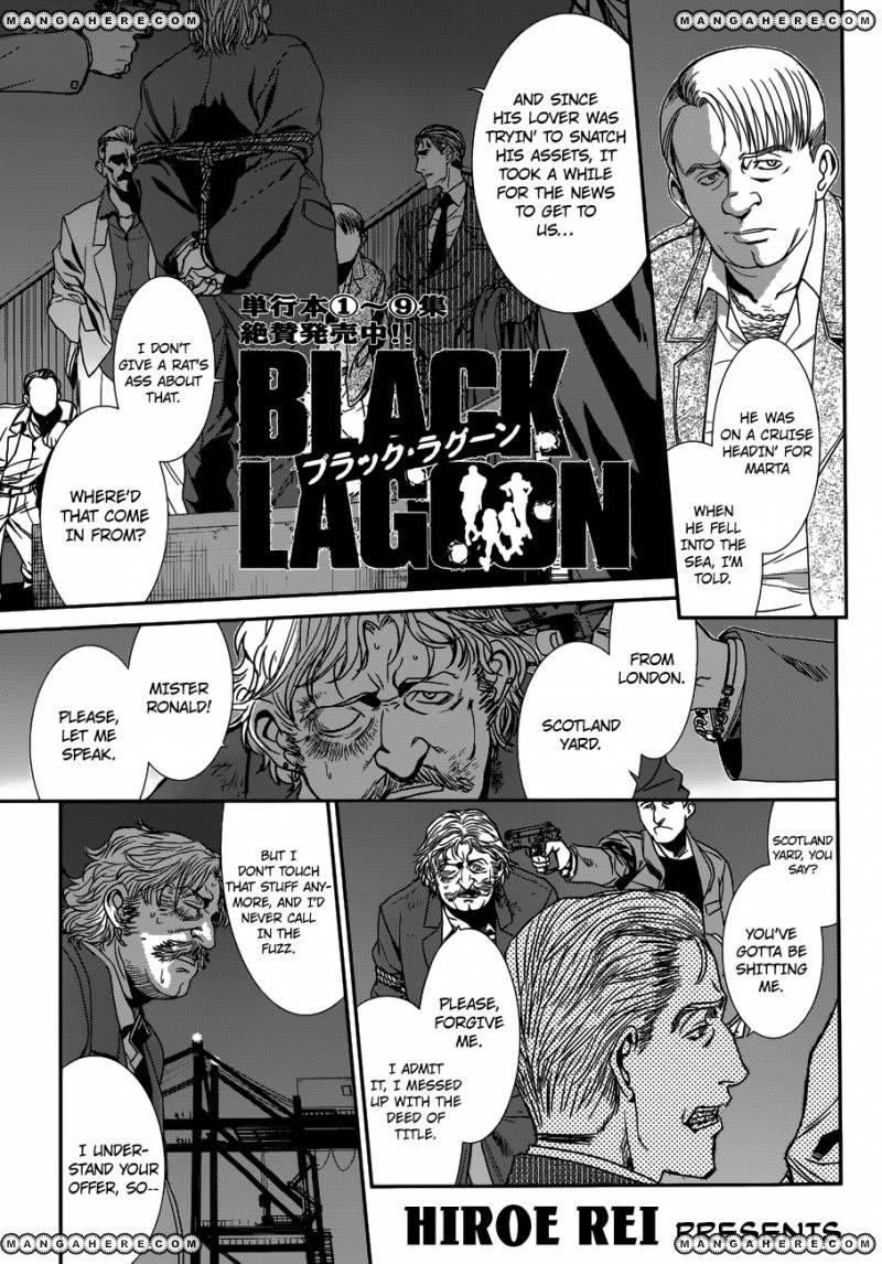 Black Lagoon 86 Page 1