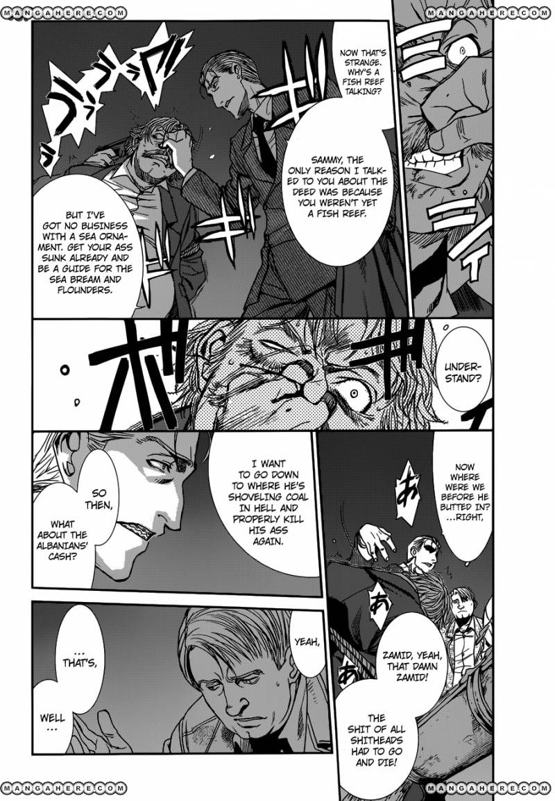 Black Lagoon 86 Page 2