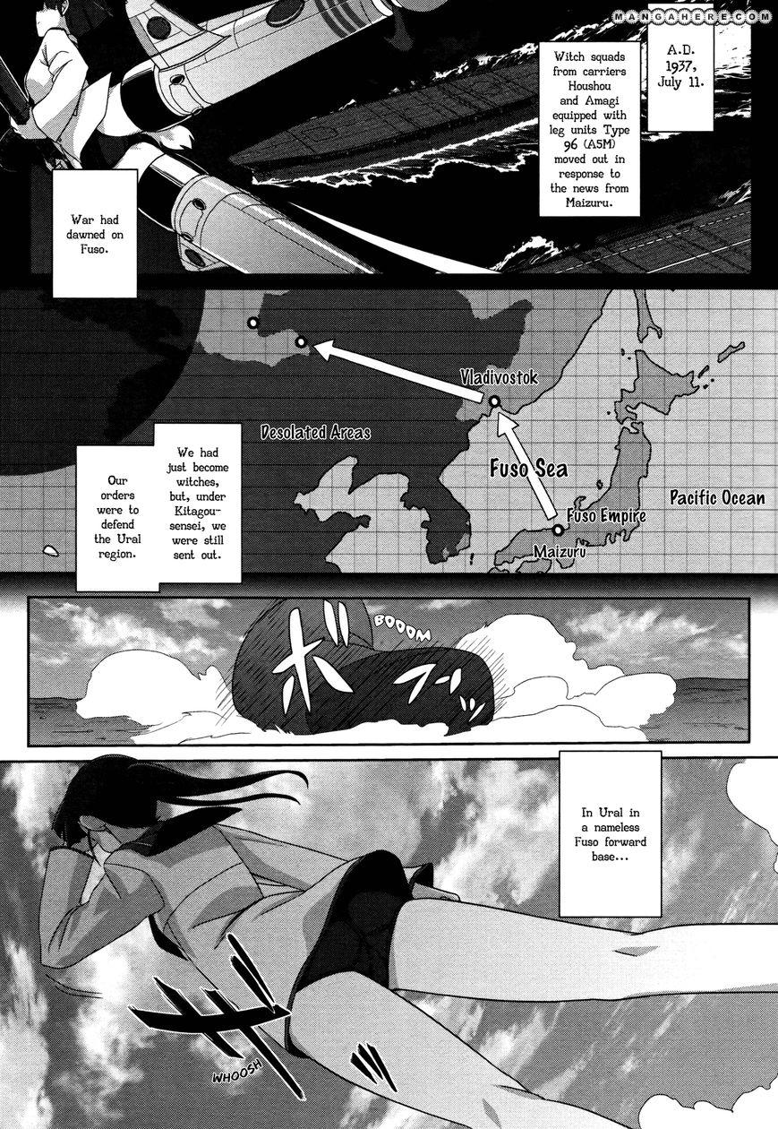 Strike Witches Rei: 1937 Fusou Kaijihen 2 Page 2