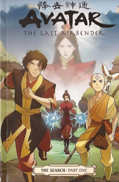 Avatar: The Last Airbender – The Search 1 Page 1
