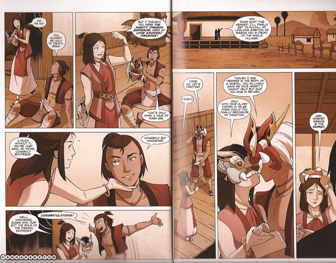 Avatar: The Last Airbender – The Search 1 Page 3