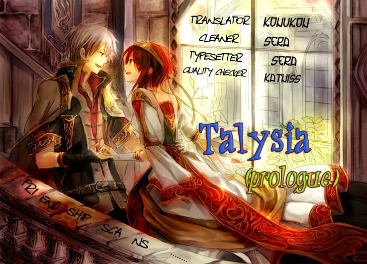 Talysia 0 Page 1