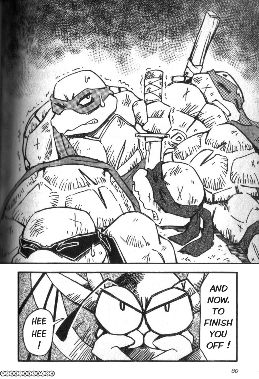 Teenage Mutant Ninja Turtles - Super Turtles 6 Page 2