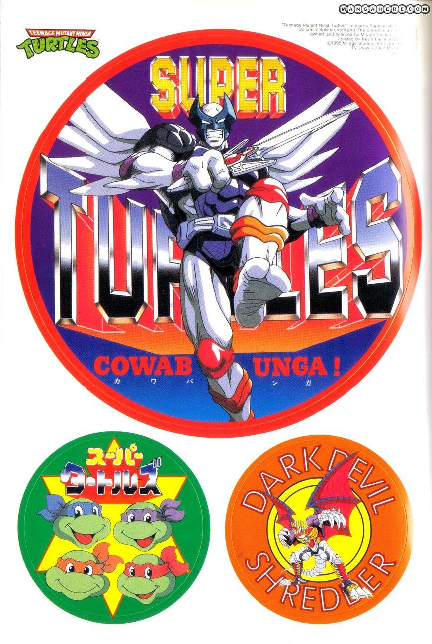 Teenage Mutant Ninja Turtles - Super Turtles 7 Page 3