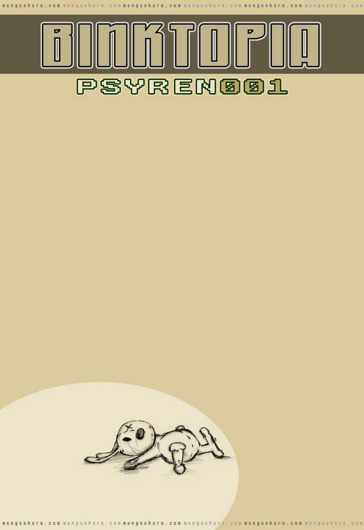 Psyren 1 Page 1