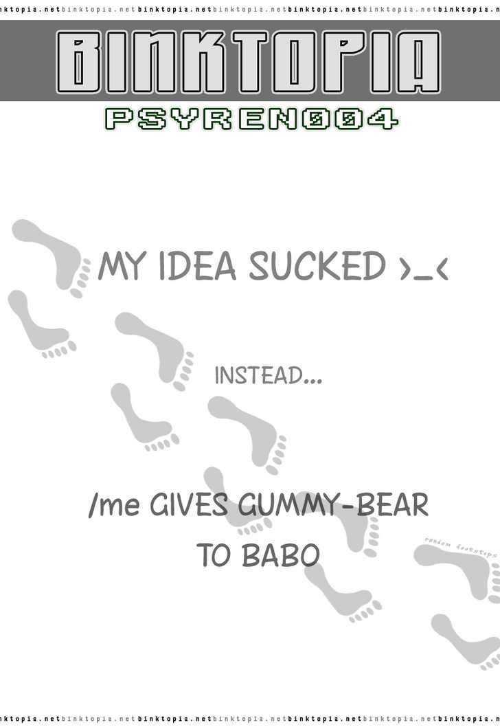 Psyren 4 Page 1