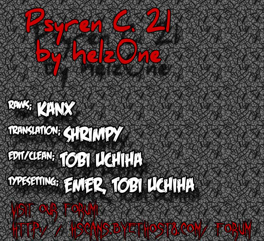 Psyren 21 Page 1