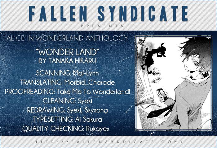 Alice in Wonderland (Anthology) 4 Page 1