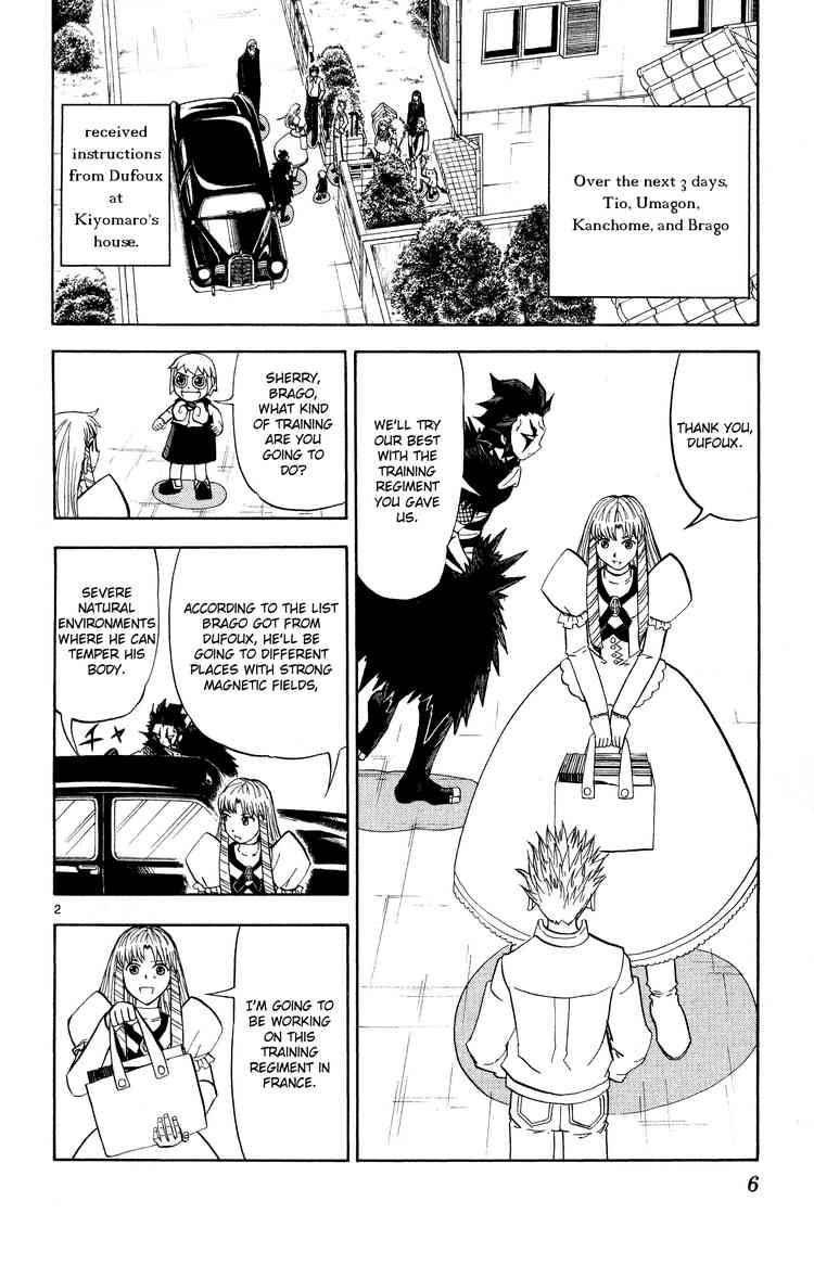 Konjiki No Gash Bell! 294 Page 2