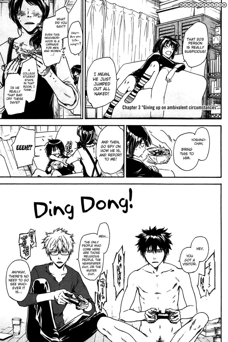 Baka ga Zenra de Yattekuru 3 Page 1