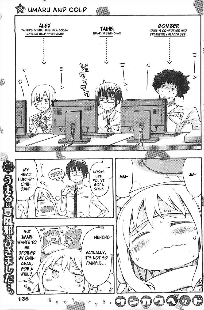 Himouto! Umaru-chan 22 Page 2