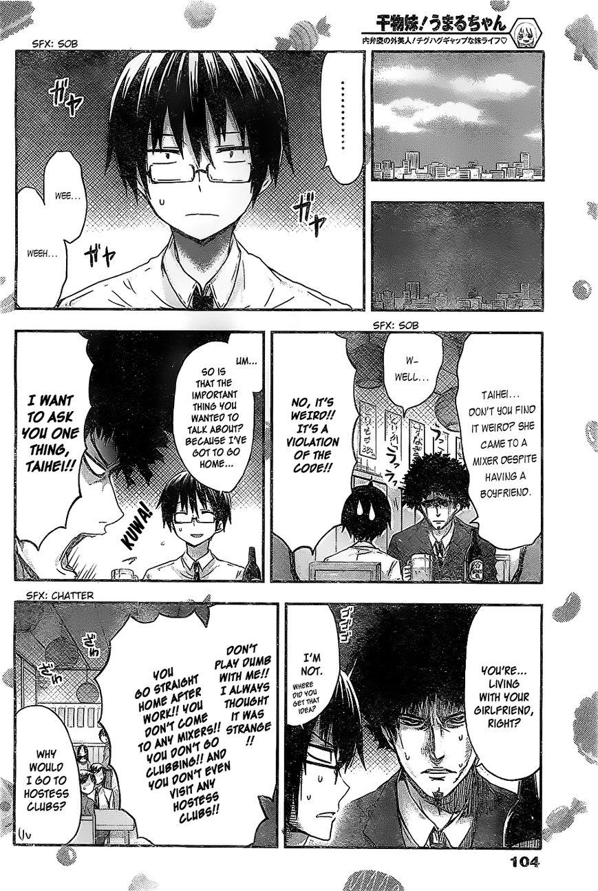 Himouto! Umaru-chan 34 Page 2